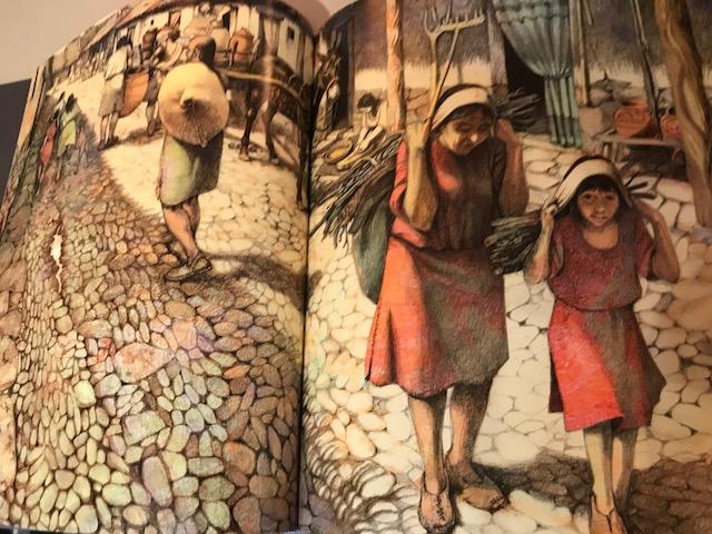 Ilustración del oppidum V