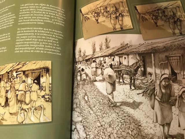 Ilustración del oppidum II