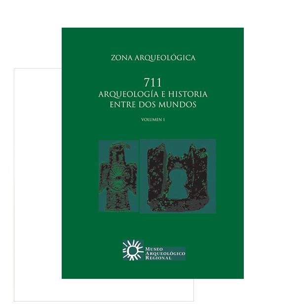 711 Arqueología e Historia entre dos mundos VOL I-II