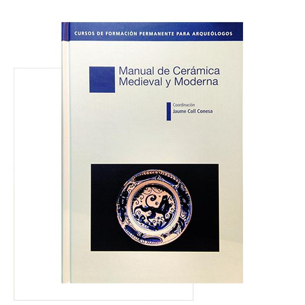 Manual de Cerámica Medieval y Moderna