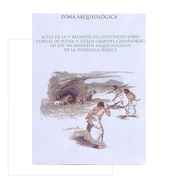 ZONA ARQUELOLOGICA, 13 ACTAS 1ª REUNION CUBILES DE HIENA