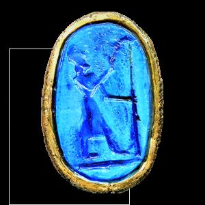 Pieza de anillo del Tesoro de Aliseda