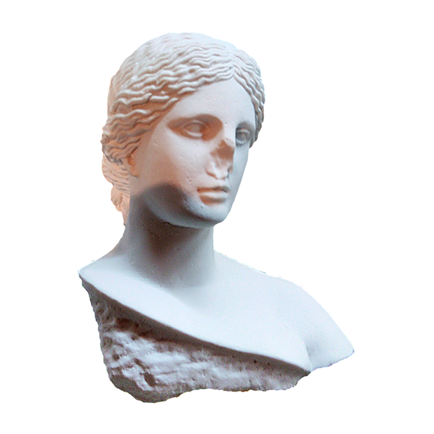 Busto de la Venus de Arlés