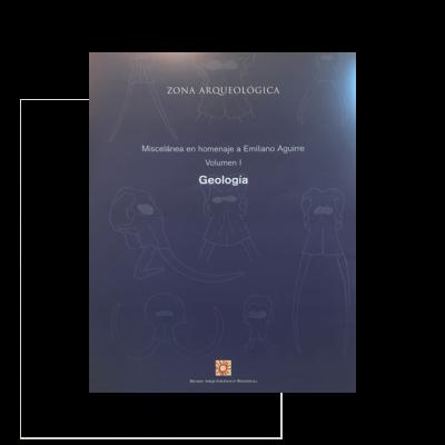 Miscelánea en homenaje a Emiliano Aguirre Vol I Geología