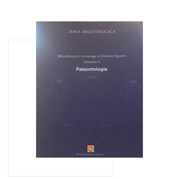 Miscelánea en homenaje a Emiliano Aguirre Vol II Paleontología