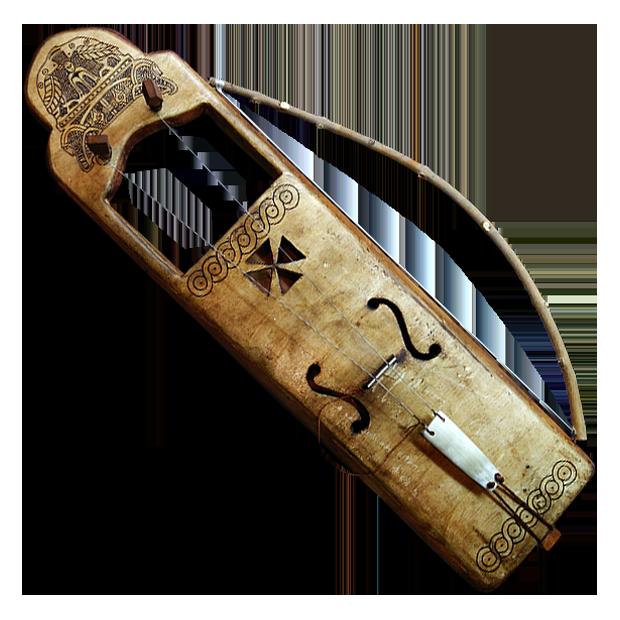 Jouhikko Instrumento Posiblemente Vikingo Los Viajeros Del Tiempo