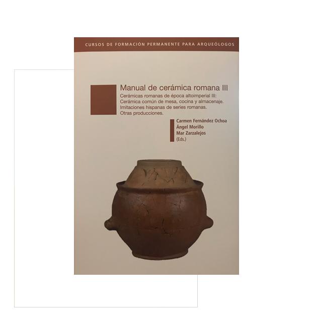 Manual de cer mica romana iii cer micas romanas for Curso de ceramica madrid