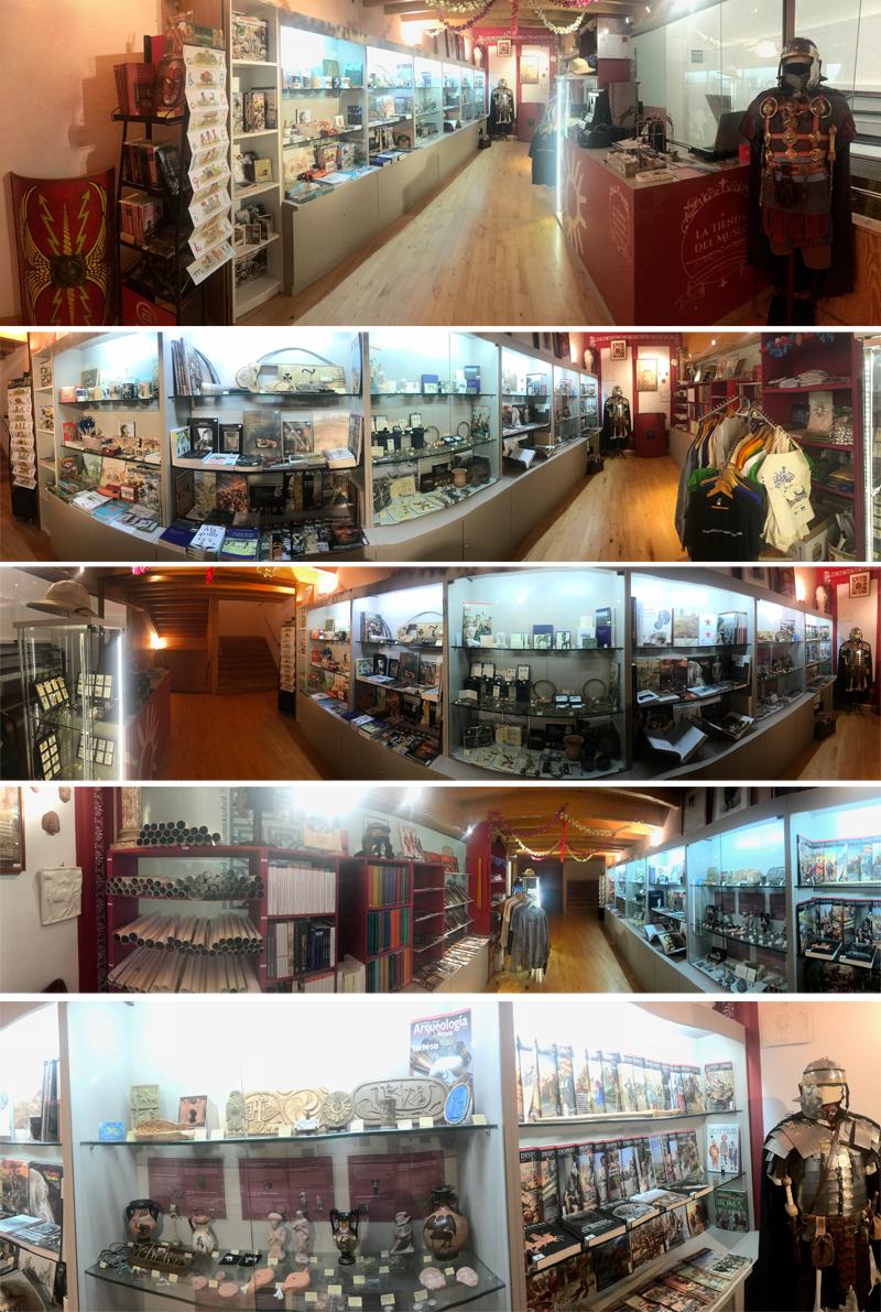 Tienda On-line de la Tienda del Museo Arqueológico Regional