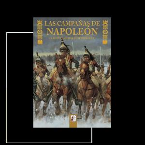 Las campañas de Napoleón. La pintura militar de Keith Rocco