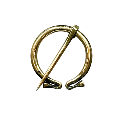 Pin fíbula Omega tipo III