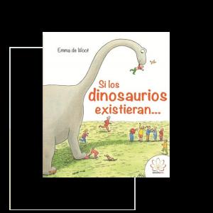 Si los dinosaurios existieran. Libro ilustrado para niños