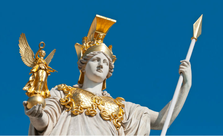 Atenea «Partenos»