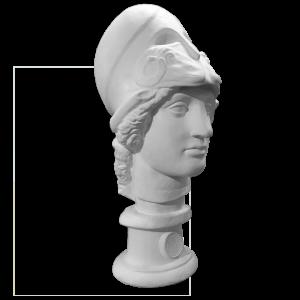 Busto de Atenea/Minerva