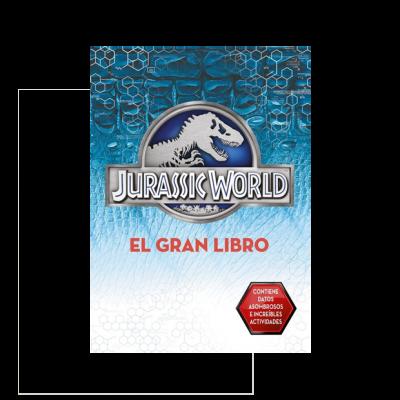 El Gran Libro de Jurassic World