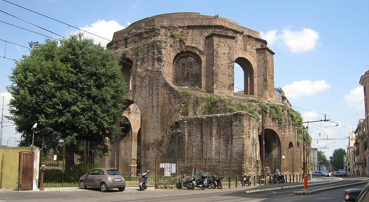 Templo de Minerva Médica