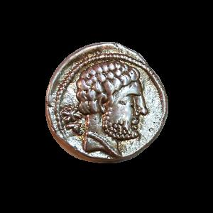Denario de plata de Bolskan