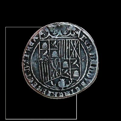 Real de plata de los Reyes Católicos