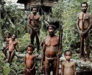 El canibalismo, hambre, deleite o misticismo