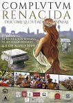 'COMPLVTVM RENACIDA, descubre la ciudad de las Ninfas'. 1as Jornadas de Recreación Romana de Alcalá de Henares.