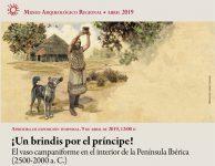 ¡UN BRINDIS POR EL PRÍNCIPE! El Vaso Campaniforme en el interior de la Península Ibérica (2500 – 2000 a. C.)