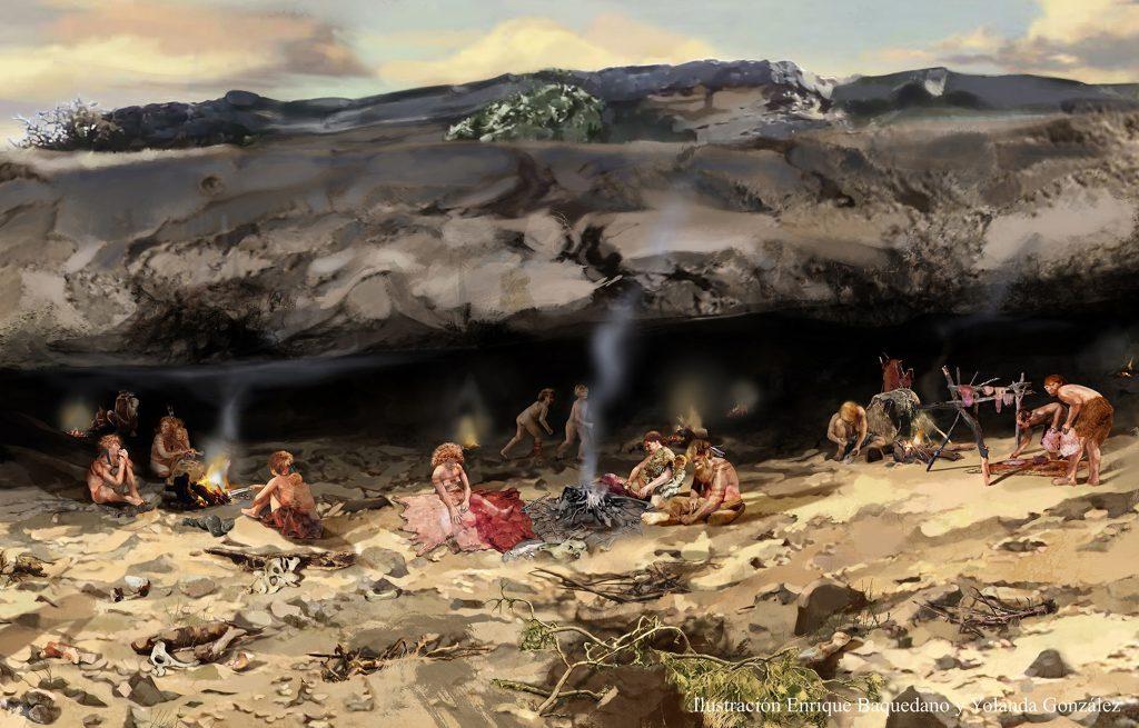 El Valle de los Neandertales. Pinilla del Valle. Jornada de puertas abiertas