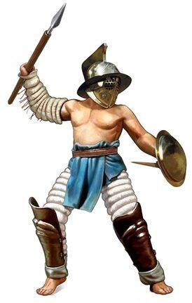 Gladiador Hoplomachus