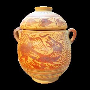 Urnas iberas de estilo Elche Archana I a