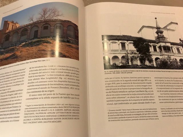 De Palacio a Casa de los Arqueólogos
