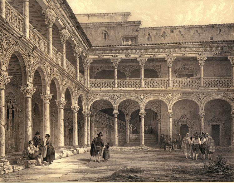 Exposición De Palacio a Casa de los Arqueólogos