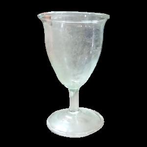 Copa de vidrio romana II