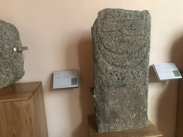ESTELA FUNERARIA Finales del siglo II d.C