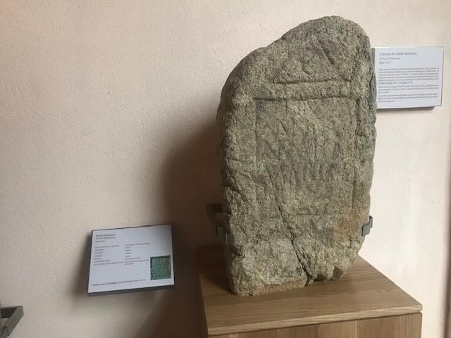 STELA FUNERARIA Finales del siglo II d.C