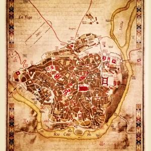 Plano de Toledo de 1290