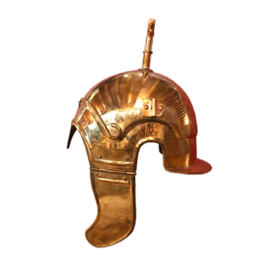 Casco hispano-calcídico en bronce