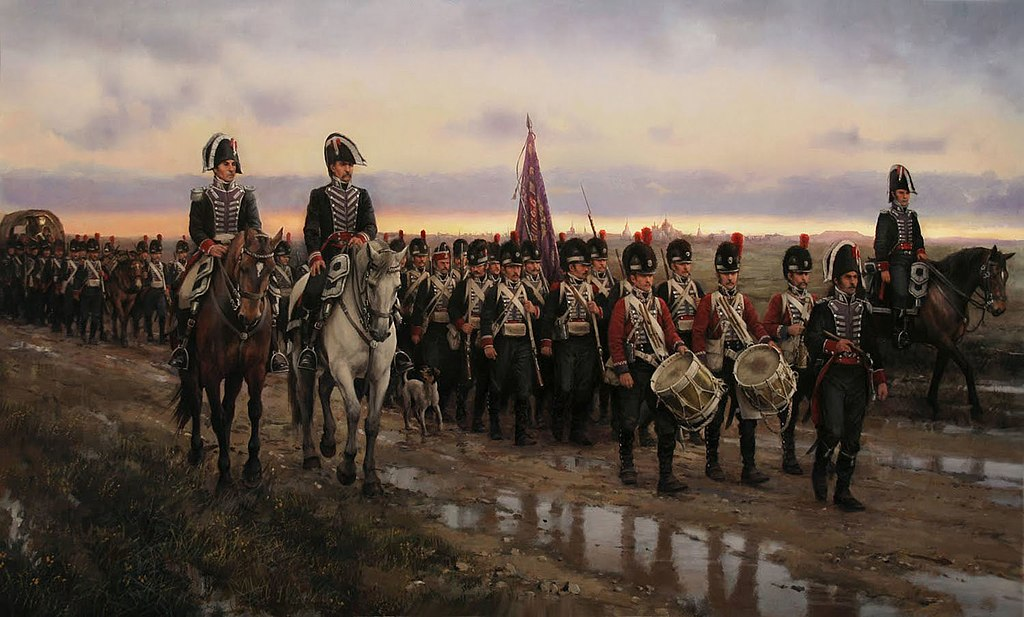 Primera Fuga de Alcalá de los Zapadores, organizada y protagonizada por los zapadores, cabos, cabos 1º y sargentos