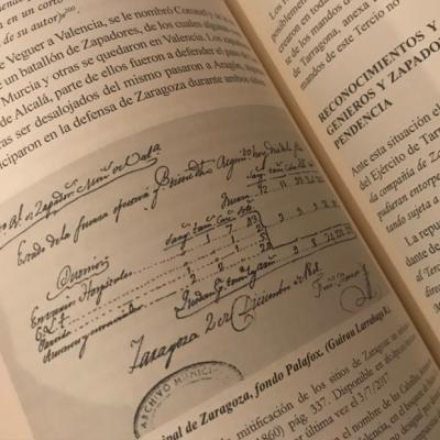 La academia de ingenieros y los zapadores-minadores en Alcalá (1803 -1823) Documentación